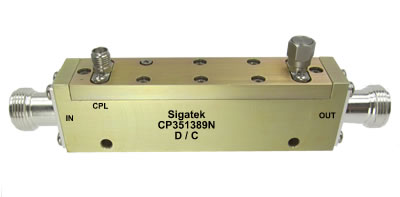 CP351389N Coupler 35 db Power 500 Watt 1100-8000 Mhz