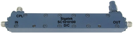 SC1010100 Directional Coupler 10 dB 0.5-1.0 Ghz