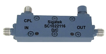 Directional coupler 10 dB 0.5-40 Ghz