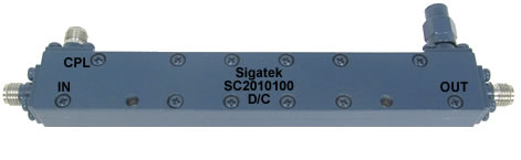 SC2010100 Directional Coupler 20 dB 0.5-1.0 Ghz
