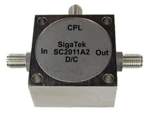 Directional coupler 20 dB 1-1000 Mhz