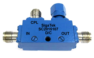 SC2015107 Directional Coupler 20 dB 7.5-16.0 Ghz
