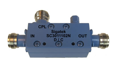 Directional coupler N Connectors 0.5-18 Ghz