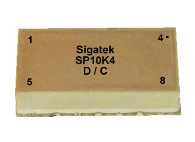 SP10K4 Power Divider Surface Mount 4 way 5-500 Mhz