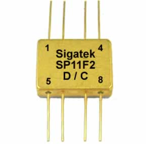 SP11F2 Power Divider Surface Mount Flatpack 2 way 5-1000 Mhz