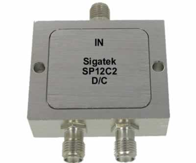 SP12C2 Power Divider 2 way 5-1500 Mhz