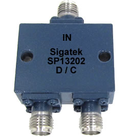 SP13202 Power Divider 2 way 4.0-8.0 Ghz