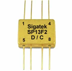 SP13F2 Power Divider Surface Mount Flatpack 2 way 5-2000 Mhz