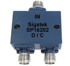SP15202 Power Divider 2 way 8.0-12.4 Ghz