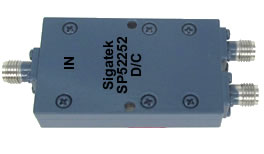 SP52252 Power Divider 2 way 2.0-8.0 Ghz